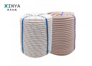 China High Strength Fiber Optic Cable Tools 14mm Insulated Nylon Braided Rope on sale