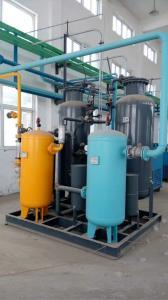 China Zeolite Molecular Sieve Oxygen PSA Generator 1-6.5 Kg With Programmable Control on sale