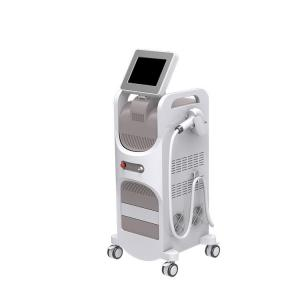 China No pigmentation 808 Laser Hair Removal Device Pain Free Hair Removal Machine on sale