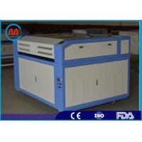 China CNC 150W CO2 Laser Engraving Cutting Machine , Water Cooling Industrial Laser Cutter on sale