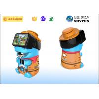 Fashionable 9D VR Game Machine 10 Pieces Funny Game For Shopping Malls