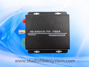 China OEM 1CH 720P/1080P/3MP/4MP/5MPoutdoor TVI PTZ camer to fiber converters on sale