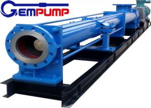 China I-1B series thick slurry pump /	Single Screw Pump / food industry pump / metallurgy industry pump / chemical pump on sale