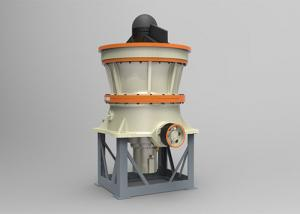 China Medium Hydraulic Cone Crusher 8MM CSS With Overload Protective System on sale