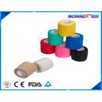 China BM-7003 Cohesive Wholesale Price Most Popular Colored Self-Adhesive Elastic Bandage Single OPP Bag Packing on sale