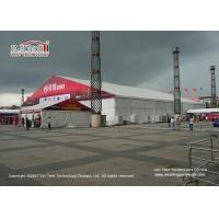 50x60m Temporary Outdoor Exhibition Activity PVC Hall Tent for 2000 People