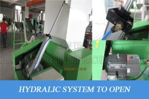 China Durable Dc53 Blade Plastic Crusher Machine Crusher Of All Plastic Materials on sale