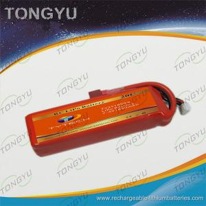 China 1850mAh RC LiPo Lithium Polymer Battery Packs for Multicopters on sale