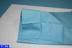 China Wet Proof PP Disposable Bed Sheets for Hospital Medical Surgical Drapes on sale