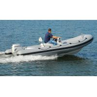 EC Approved HYP520B Open Floor RIB Boat/5.2m Lucury RIB Boat for 10 Persons
