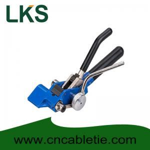 China Acero inoxidable que ata con correa la herramienta tensora LQA supplier