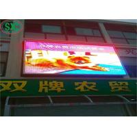 High Definition Outdoor LED Billboards Full Color P6 SMD3535 960mm x 960mm