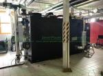 60Hz 270KW 300KVA Industrial CHP , Energy Saving Industrial Heat And Power