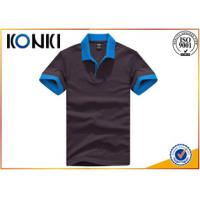 Fashionable Personalized Polo Shirts For Men short sleeve polo shirt