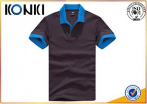 China Fashionable Personalized Polo Shirts For Men short sleeve polo shirt supplier