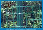 Eco Friendly Euro Panel Fencing Convenient Installation 4x4 5x5 6x6mm