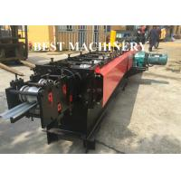 China Perforated Rolling Slate Door Roll Forming Machine Australa Stype Steel Metal on sale