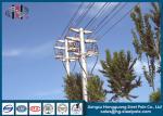 Postes tubulares de acero a prueba de explosiones para la transmisión de la corriente eléctrica