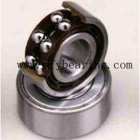 Double Row Angular Contact Ball Bearing, Open Type, 3200 and 3300 Series