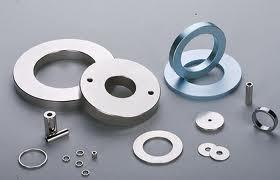 China Neodymium Speaker Strong Round Magnets for Servo Motors on sale
