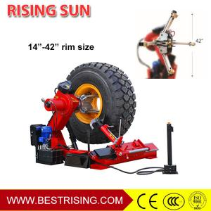 China Tire changer used truck garage equipment for sale on sale