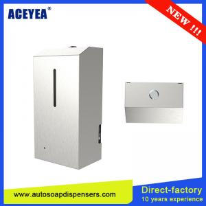 China ACEYEA Hospital Grade Disinfectant auto Spray Disinfectant Dispensers 1000ml With 304 Stainless Steel on sale