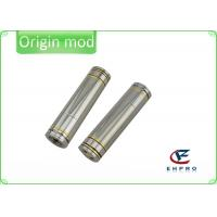 Stainless Mechanical Mod E Cigarette Origin Mod With 510 / EGO Thread