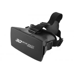 China 3D Movies Virtual Reality vr gaming headset Glasses UAV Accessories for 3.5-6 Inch Smartphones on sale