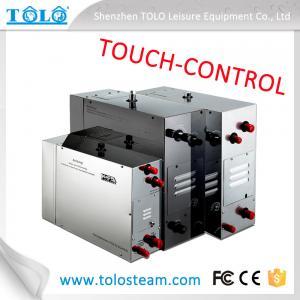China Commercial Steam Bath Generator 220v , 5kw Steam Shower Generator on sale