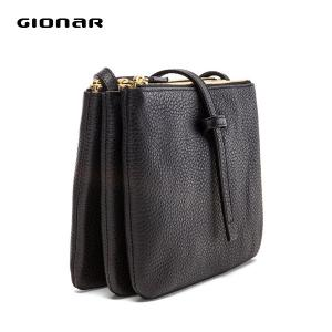 ... Quality Black School Girls Leather Purse Shoulder Bags Real Leather OEM  for sale ... d83eb24d50ed0