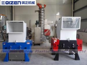 China Claw Cutter Type PET Bottle Crushing Machine 720 * 400mm Crushing Chamber on sale