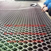 China diamond expanded metal panel for dock leveler loading ramp bridge on sale