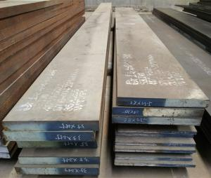 China Din 1.2379 AISI D2 Cr12Mo1V1 MOV Tool Steel Flat Bar Cold Work on sale