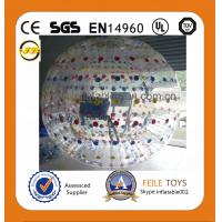 2014 high quality inflatable zorb ball rental
