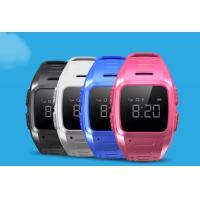 China GSM Wrist Watch GPS Tracker for Kids / LBS Wifi child gps watch tracker on sale