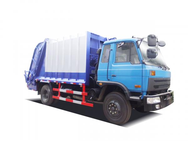 Automatic Waste Disposal Truck Recycle Garbage Truck 400l Fuel Tank Capacity For Sale Garbage Collection Truck Manufacturer From China 109857585