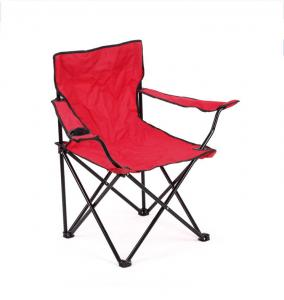 China Big durable Folding Relaxing Beach Chair 50 x 50 x 82 cm / Collapsible Camping Chair on sale