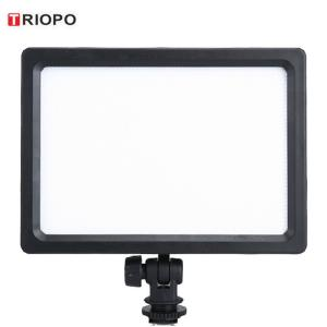 China TRIOPO TTV-204 high quality photo and video LED light for camera lightand studio light with yellow and white color on sale