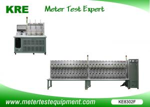 China Three Phase Meter Test Bench , Close - Link Energy Meter Calibration Equipment on sale