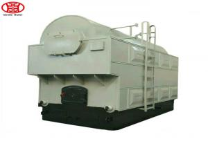 China Eco Friendly Industrial Biomass Steam Boiler Wood Burning Wood Pellet Fired Type on sale