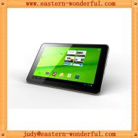 RK3066 and HD Retina IPS screen dual core tablet pc 7 with dual cameras/Wifi