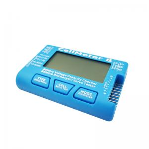 China Battery Capacity 8S Lipo Voltage Test Meter on sale