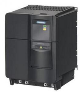 China Black VFD Variable Frequency Drive , 380v Fans Variable Frequency Converter on sale