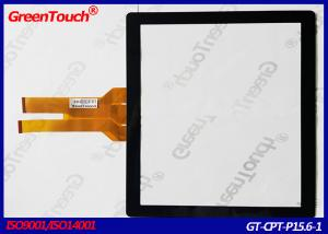 China Finger USB Capacitive Touch Screen Panel For Laptop , Touch Screen LCD Panel on sale