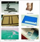 平面サンプル メーカーのカッターの作図装置のテーブルの機械裁ちの効果