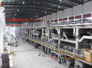 China Best Seller! Good Quality Corrugated Paper Making Machine for Sale with Competitive Price on sale