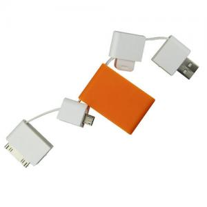 China Customized Mini USB Cable / Charger Cable for Camera or MP3 / MP4 Player on sale