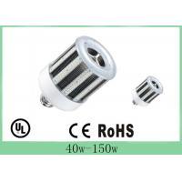 China 3000K - 6500K  LED Corn lamp E40 Heat Sinking Luminous Efficiency on sale