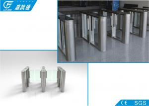 China Pedestrian Entrance Swing Barrier Security Remote Control For Supermarket on sale