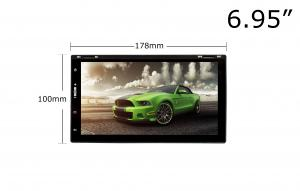 China 2Din 7Inch DVD Player with GPS auto radio gps car dvd 2din universal android car dvd on sale